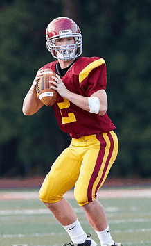Lassiter QB Gets Honor